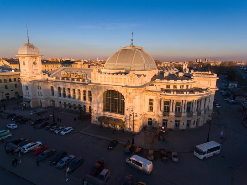 Estação Ferroviária Vitebsk