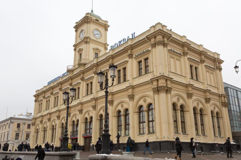 Gare de Leningradsky