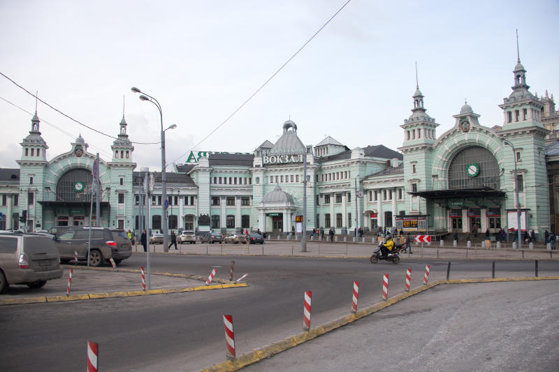 Estación de Belorussky