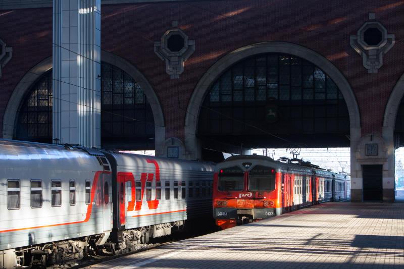 Gare de Paveletsky