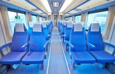 Vagão de assentos