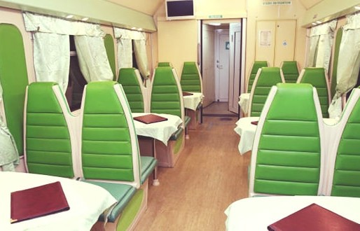 Arktika train