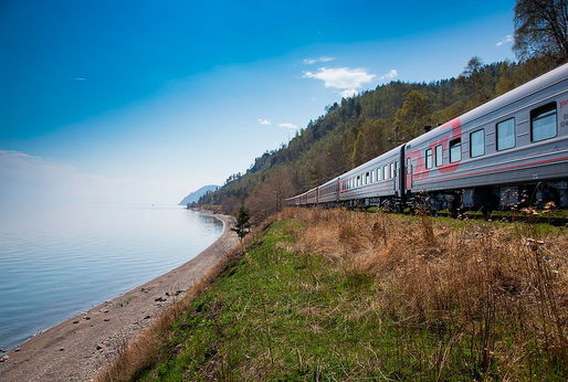 Rossiya tren