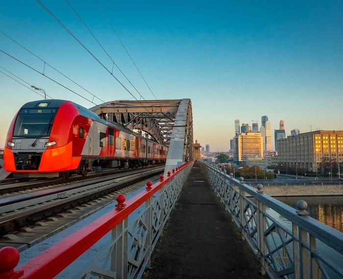 treno Lastochka