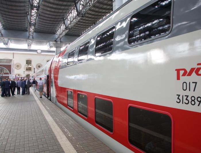 treno Seating Doubledecker