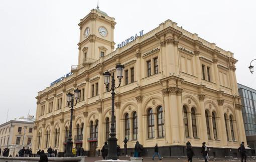Estação ferroviária Leningradsky